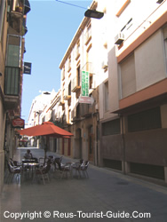 The Hostal Santa Teresa Is Right In The Centre Of Reus