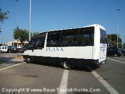 One Of The Companies That Offer Reus Airport Minibus Transfers Is La Plana