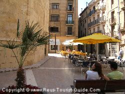 Your Hotel In Reus Will Be Close To Some Picturesque Terrace Bars