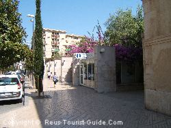 The Tourist Information In Reus Can Send You A Map Of Reus