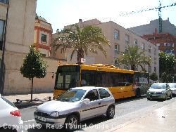 You Can Transfer From Reus To Salou By Bus, Car Or Taxi